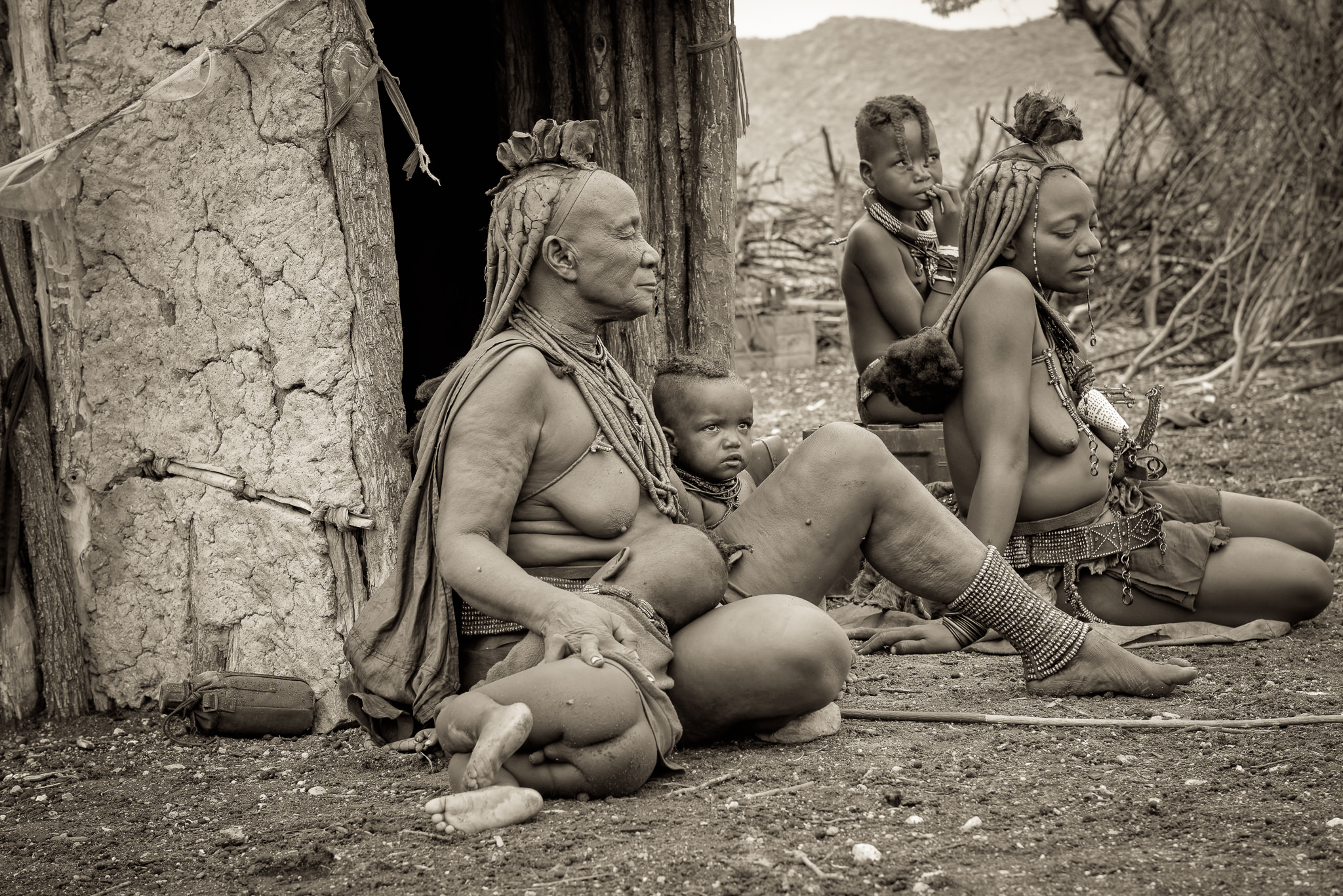 Himba Grandmother