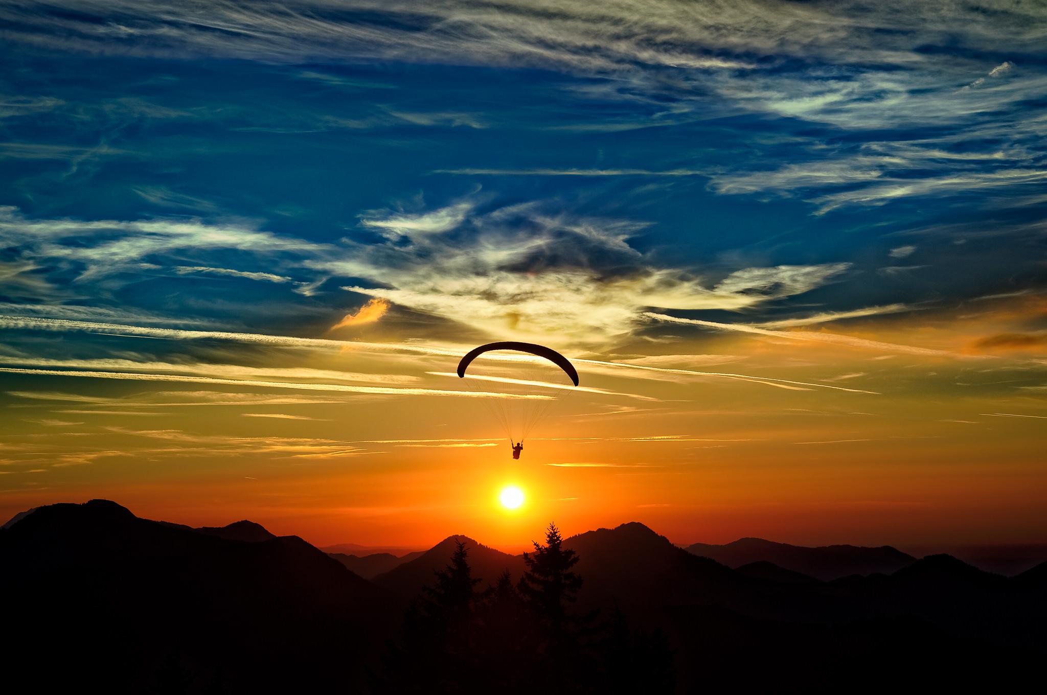 Sun Landing