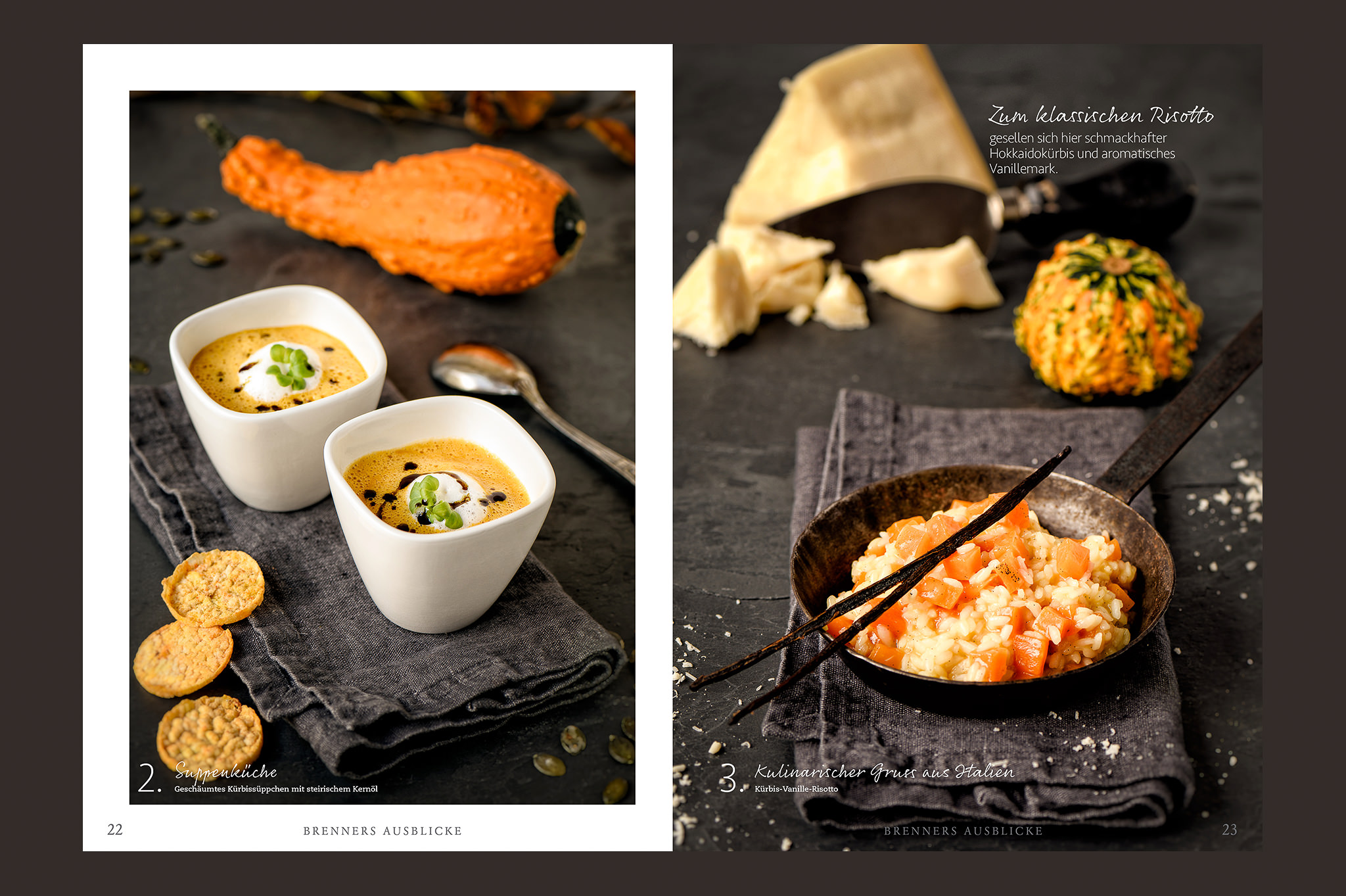 Tear Sheet Brenners Ausblicke Food 2
