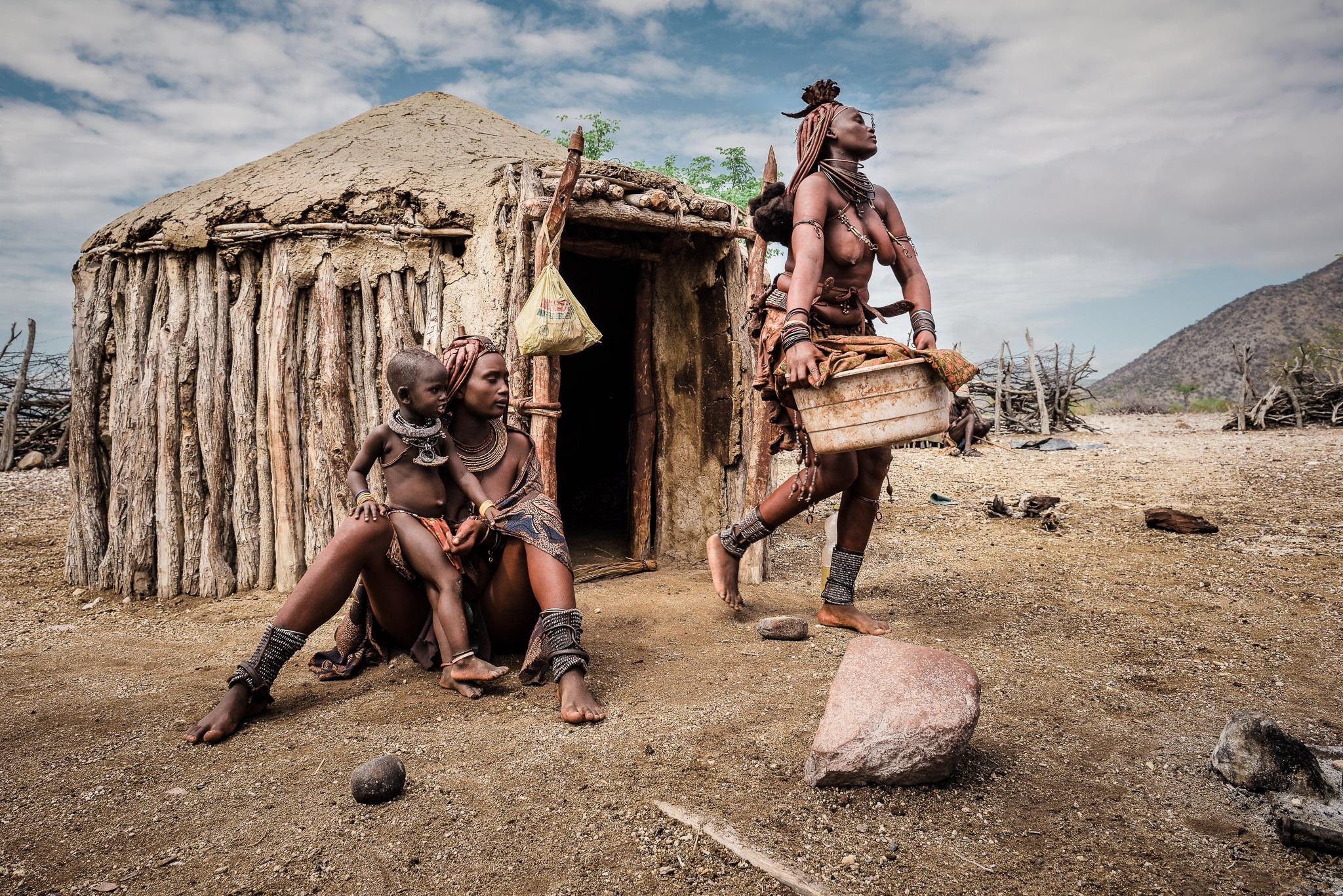Himba Laundry