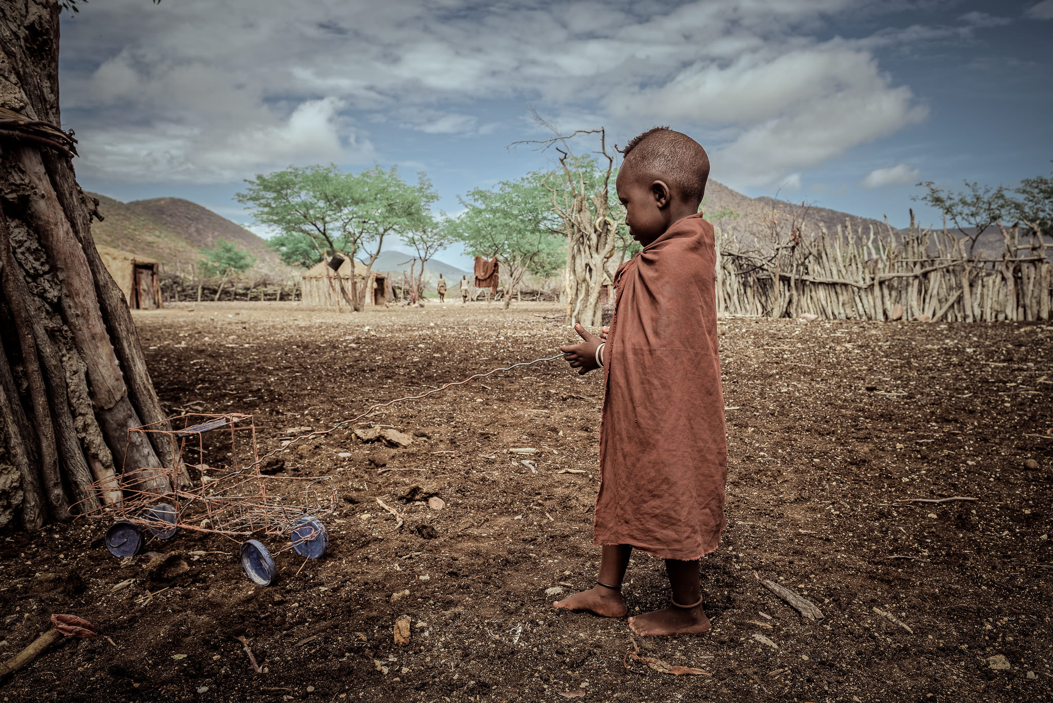 Himba Playmobil