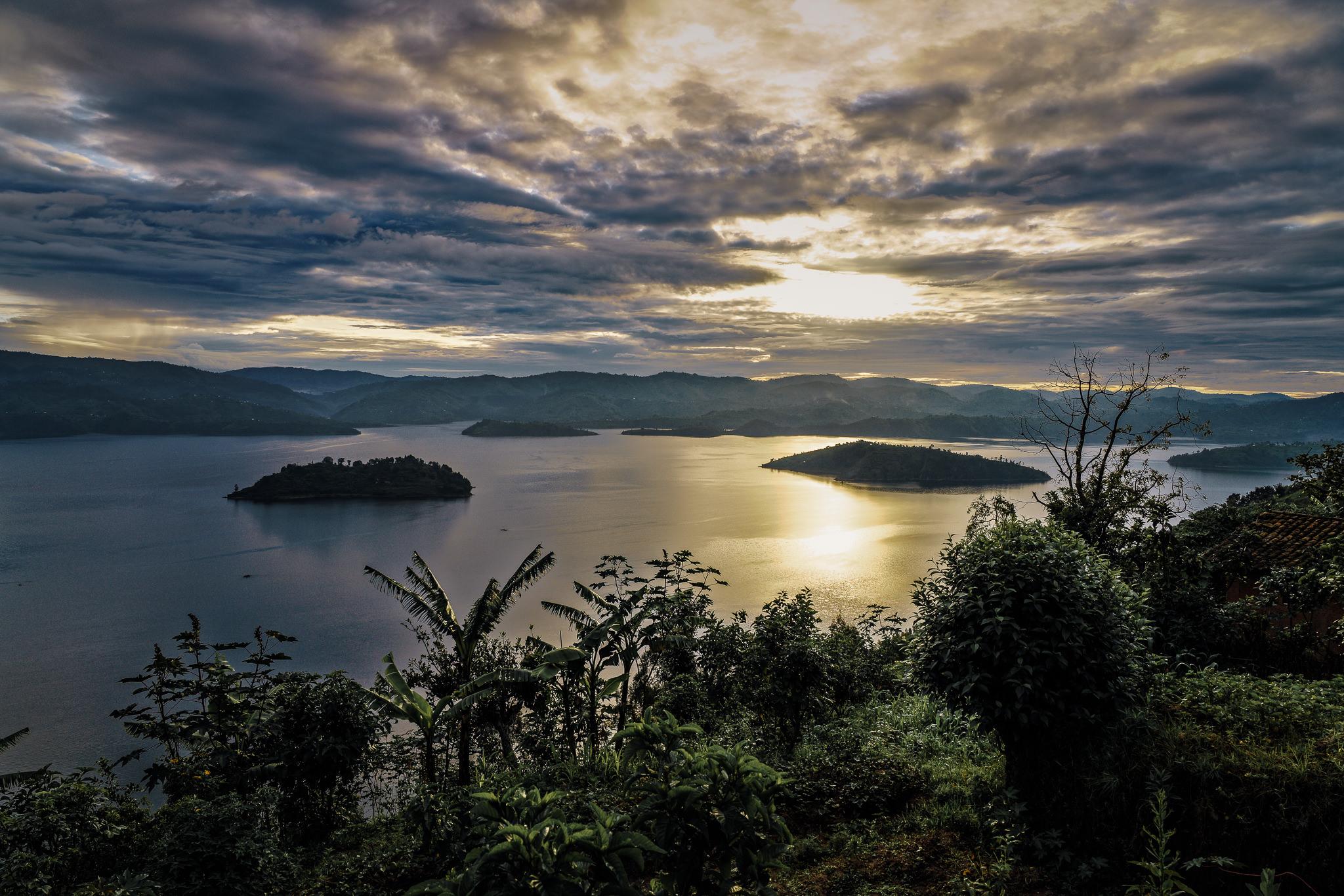 Sunrise @ Lake Bulera